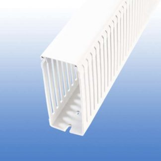 AN 8 PIECE BOX OF 2 X 3 WHITE HIGH DENSITY-NARROW FINGERS