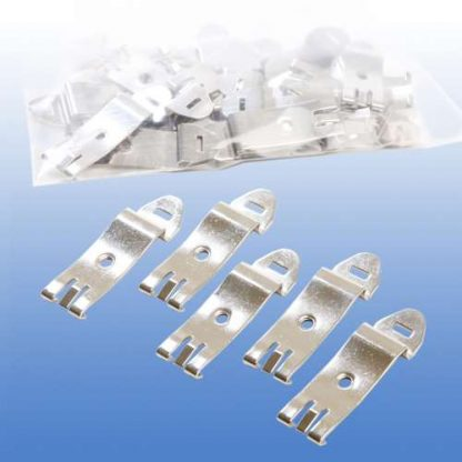 A 100 Piece Bag of the ER-35 DIN Mounting Clips #320.900